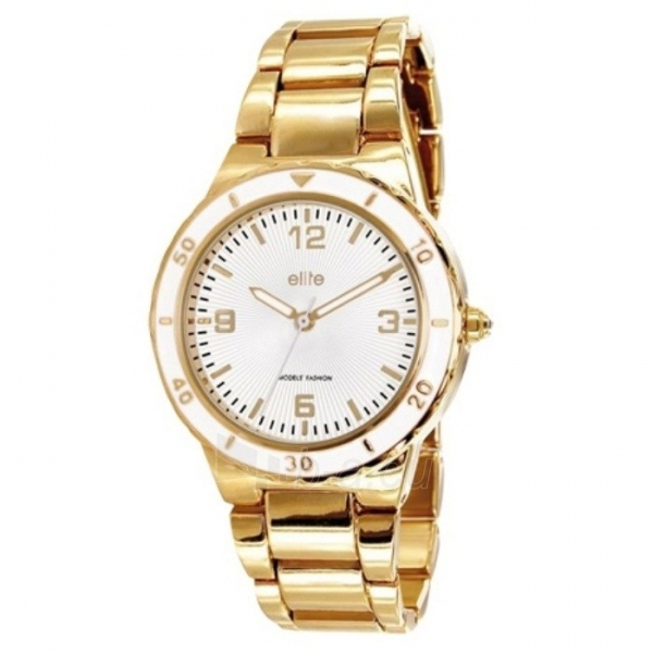 Moteriškas laikrodis ELITE E53044-101 Paveikslėlis 1 iš 1 30069506863