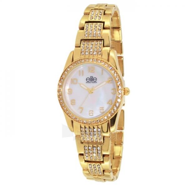 Moteriškas laikrodis ELITE E54114-101 Paveikslėlis 1 iš 1 30069509322