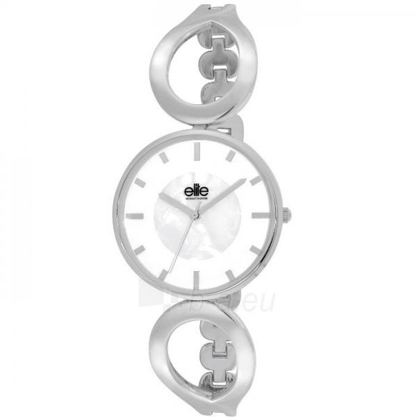 Moteriškas laikrodis ELITE E54124-201 Paveikslėlis 1 iš 1 30069506896