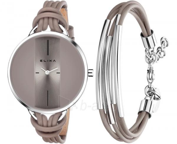 Sieviešu pulkstenis Elixa Finesse E096-L372-K15 Paveikslėlis 1 iš 1 30069509985