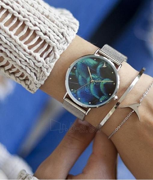 Moteriškas laikrodis Emily Westwood FeatherMotif EAA-2518S Paveikslėlis 2 iš 3 310820184201
