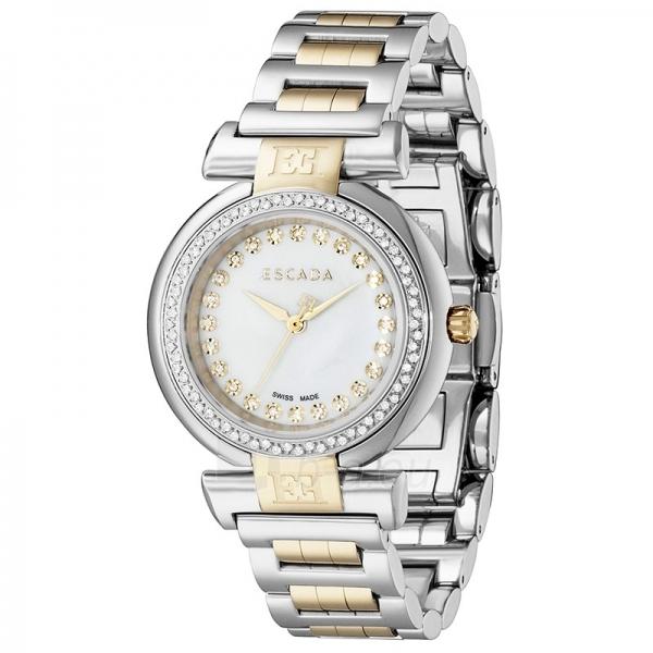 Moteriškas laikrodis Escada E2105104 Paveikslėlis 1 iš 1 30069506921