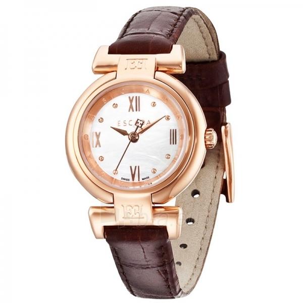 Moteriškas laikrodis Escada E2120043 Paveikslėlis 1 iš 1 30069506923
