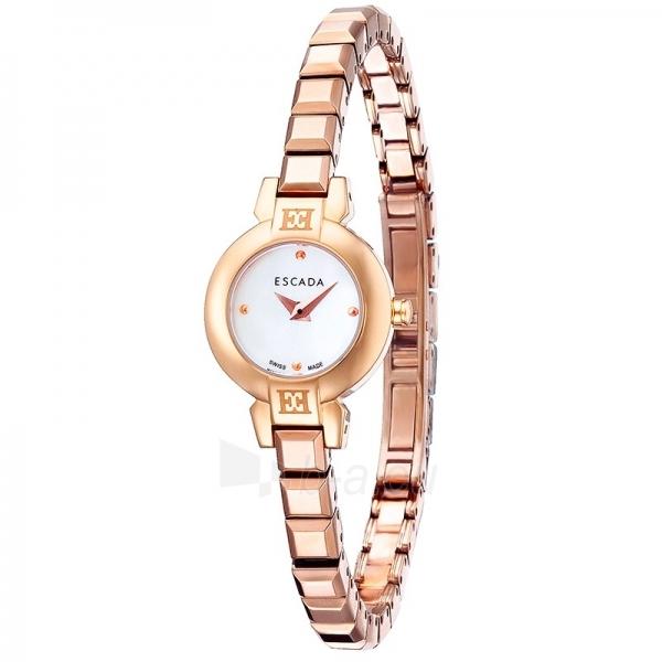 Moteriškas laikrodis Escada E3405033 Paveikslėlis 1 iš 1 30069506932