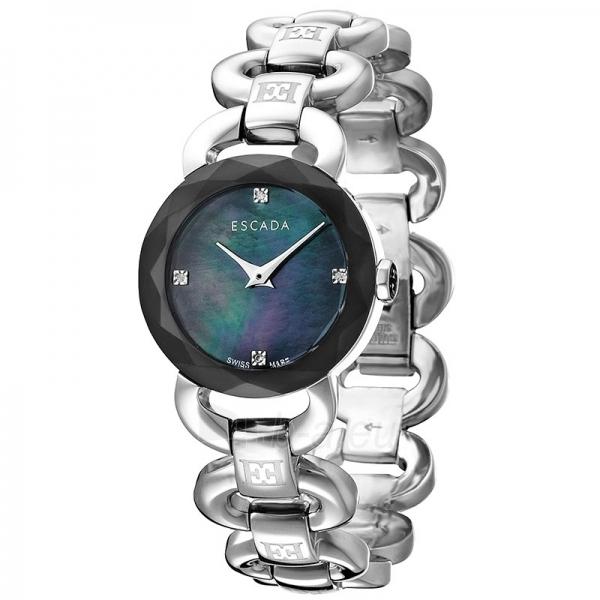Moteriškas laikrodis Escada E4205021 Paveikslėlis 1 iš 1 30069506934