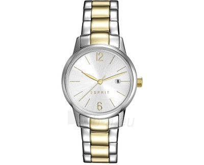 Moteriškas laikrodis Esprit ES-Abbie Two Tone Gold ES100S62015 Paveikslėlis 1 iš 1 30069506441