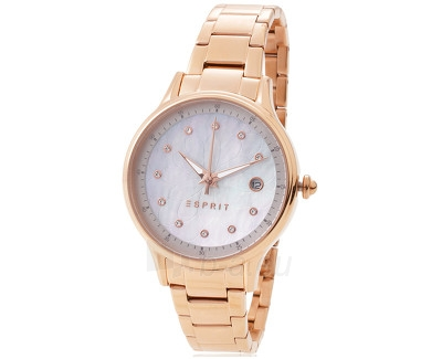 Sieviešu pulkstenis Esprit ES-Jane Rose Gold ES108622003 Paveikslėlis 1 iš 1 30069506381