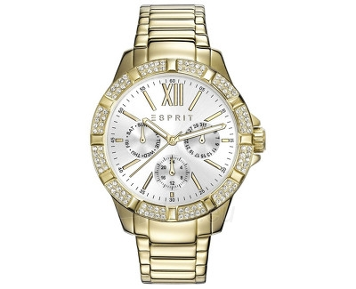 Sieviešu pulkstenis Esprit TP10847 GOLD ES108472002 Paveikslėlis 1 iš 1 30069508706