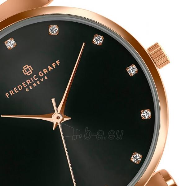 Sieviešu pulkstenis Frederic Graff Batura Star Black Mesh FCB-3318 Paveikslėlis 3 iš 4 310820194154