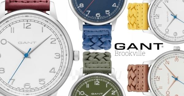 Moteriškas laikrodis Gant Brookville GT025001 Paveikslėlis 3 iš 3 310820133460
