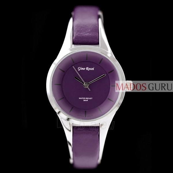 Sieviešu pulkstenis Gino Rossi  GR8154V Paveikslėlis 1 iš 3 30069509754