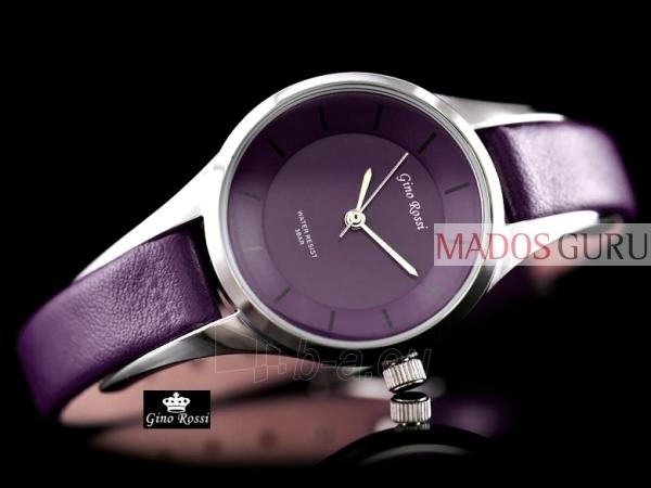Sieviešu pulkstenis Gino Rossi  GR8154V Paveikslėlis 2 iš 3 30069509754