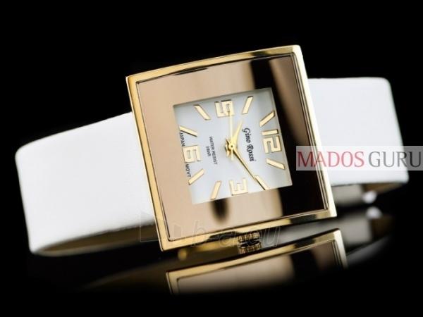 Moteriškas laikrodis Gino Rossi laikrodis GR6532BG Paveikslėlis 2 iš 5 30069504594