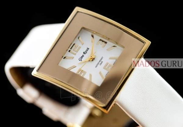 Moteriškas laikrodis Gino Rossi laikrodis GR6532BG Paveikslėlis 3 iš 5 30069504594