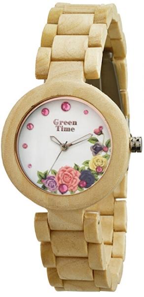 Sieviešu pulkstenis Green Time FlowerZW054L Paveikslėlis 1 iš 1 310820178893