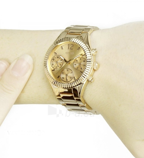Sieviešu pulkstenis GUESS  W0323L2 Paveikslėlis 3 iš 3 30069508908