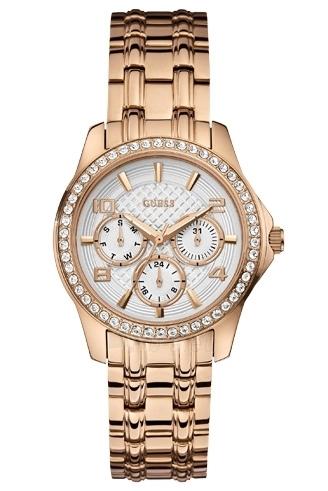 Moteriškas laikrodis GUESS  W0403L3 Paveikslėlis 1 iš 1 30069508917