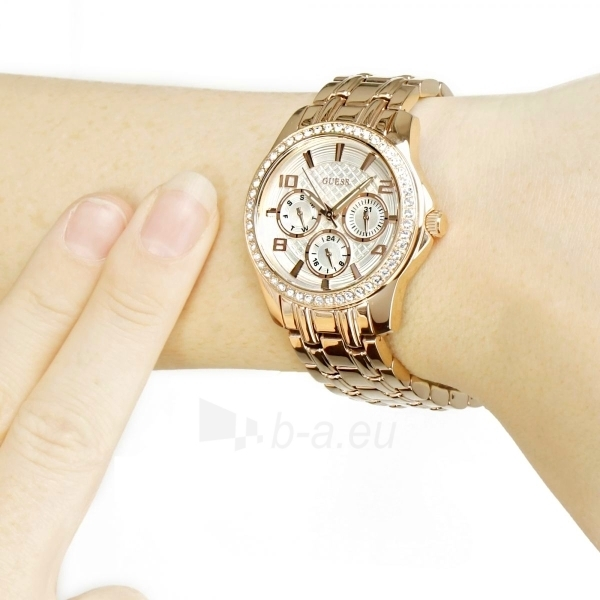 Women\'s watches GUESS  W0403L3 Paveikslėlis 2 iš 2 30069508917