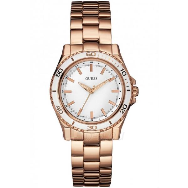Moteriškas laikrodis GUESS  W0557L2 Paveikslėlis 1 iš 2 30069508934