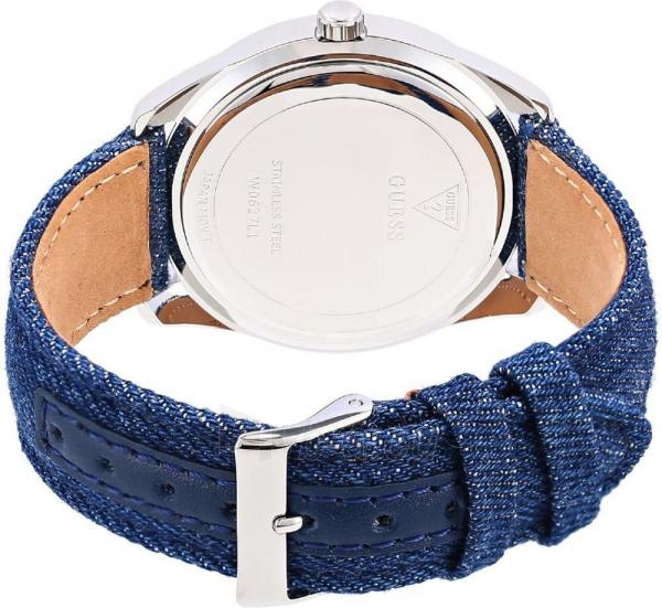 Moteriškas laikrodis GUESS  W0627L1 Paveikslėlis 2 iš 2 30069508942