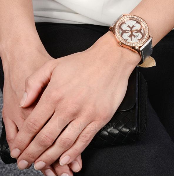 Moteriškas laikrodis Guess Ladies Trend G TWIST W0627L8 Paveikslėlis 3 iš 6 310820112208