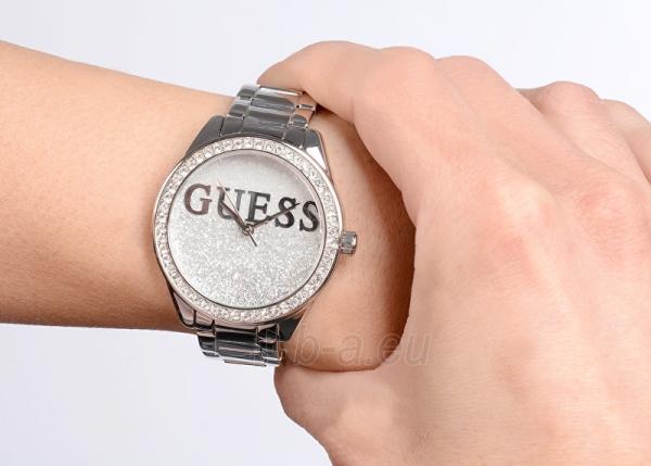 Moteriškas laikrodis Guess Ladies Trend GLITTER GIRL W0823L1 Paveikslėlis 3 iš 4 310820151807