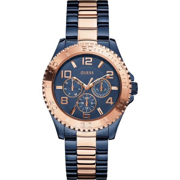 Moteriškas laikrodis GUESS W0231L6 Paveikslėlis 1 iš 2 30069507024