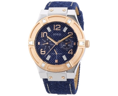Moteriškas laikrodis Guess W0289L1 Paveikslėlis 1 iš 1 30069509810