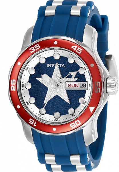 Women's watches Invicta Marvel Lady Captain America 25704 Paveikslėlis 1 iš 1 310820136811