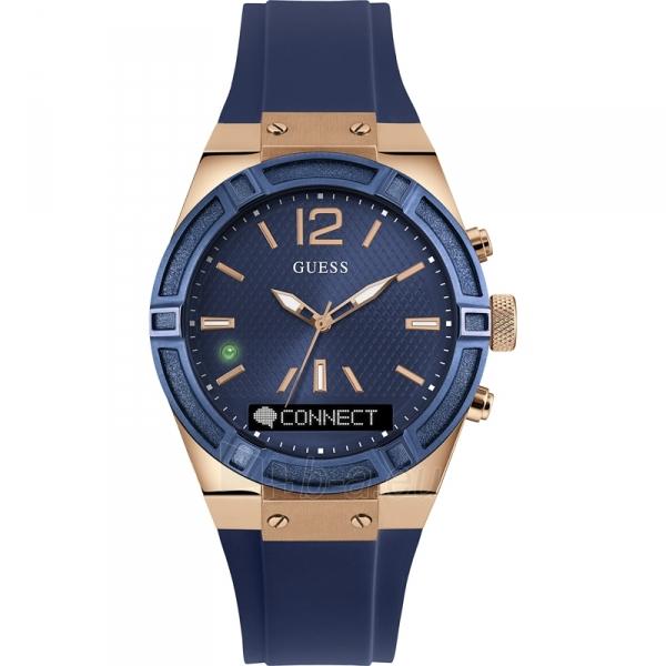 Moteriškas laikrodis Išmanus GUESS CONNECT laikrodis C0002M1 Paveikslėlis 1 iš 1 310820003712