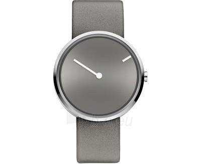 Moteriškas laikrodis Jacob Jensen Curve 252 Paveikslėlis 1 iš 1 310820027909