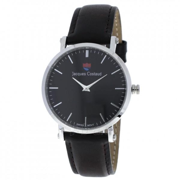 Moteriškas laikrodis Jacques Costaud JC-2SBL06 Paveikslėlis 1 iš 4 30069507546