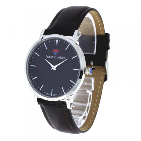 Moteriškas laikrodis Jacques Costaud JC-2SBL06 Paveikslėlis 2 iš 4 30069507546