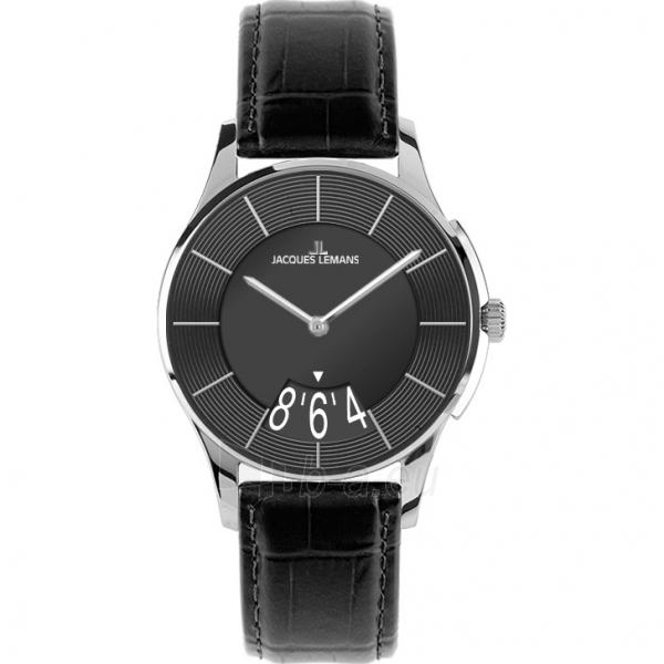 Moteriškas laikrodis JACQUES LEMANS  1-1747A Paveikslėlis 1 iš 1 30069508958