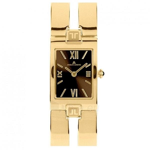 Moteriškas laikrodis Jacques Lemans 1-1213E Paveikslėlis 1 iš 1 30069507081
