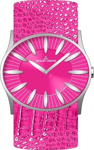 Moteriškas laikrodis Jacques Lemans 1-1268F Paveikslėlis 1 iš 1 30069507098