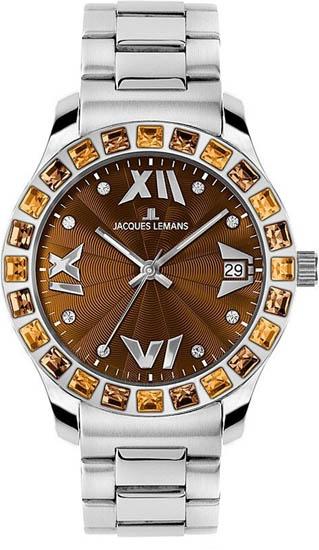 Moteriškas laikrodis Jacques Lemans 1-1517I Paveikslėlis 1 iš 1 30069507113