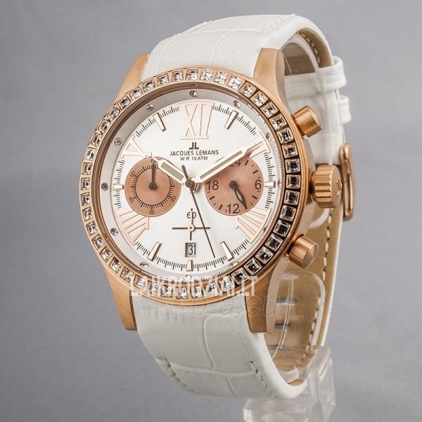 Moteriškas laikrodis Jacques Lemans 1-1527D Paveikslėlis 6 iš 6 30069507115