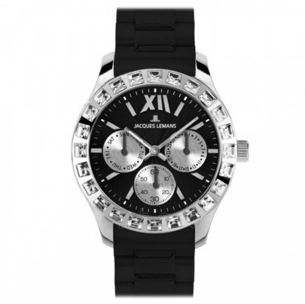 Moteriškas laikrodis Jacques Lemans 1-1627A Paveikslėlis 1 iš 1 30069507123