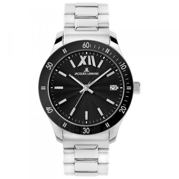 Moteriškas laikrodis Jacques Lemans 1-1678A Paveikslėlis 1 iš 1 30069509363