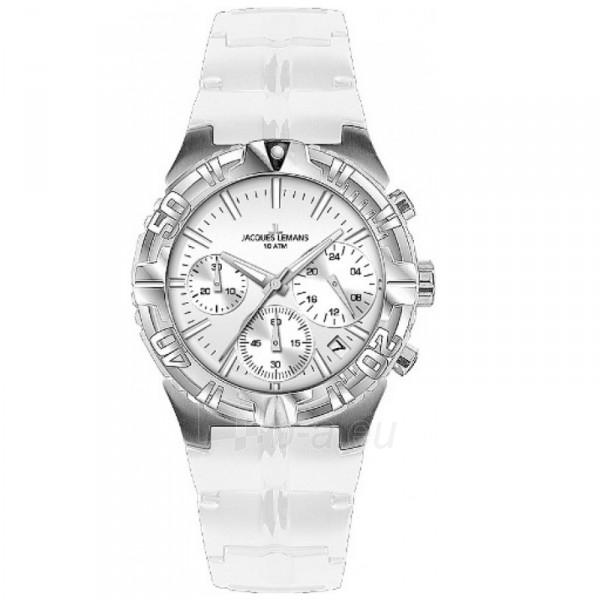Moteriškas laikrodis Jacques Lemans 1-1758B Paveikslėlis 1 iš 1 30069507138