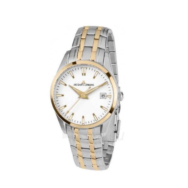 Moteriškas laikrodis Jacques Lemans 1-1763D Paveikslėlis 1 iš 6 310820090693