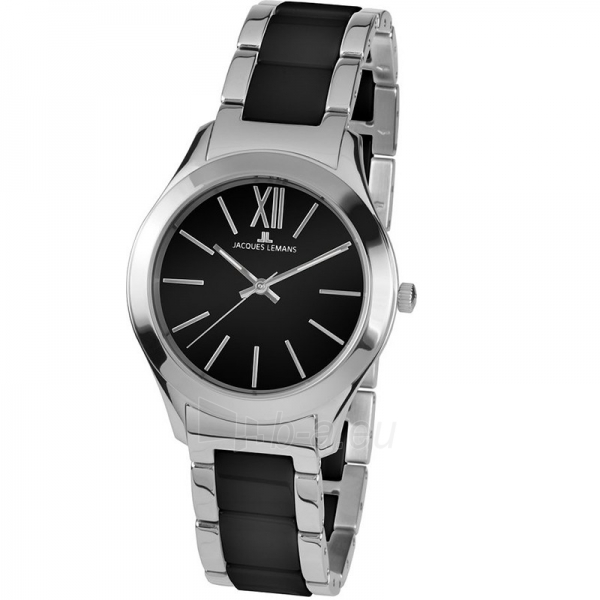 Women's watches Jacques Lemans 1-1796A Paveikslėlis 1 iš 1 30069509369
