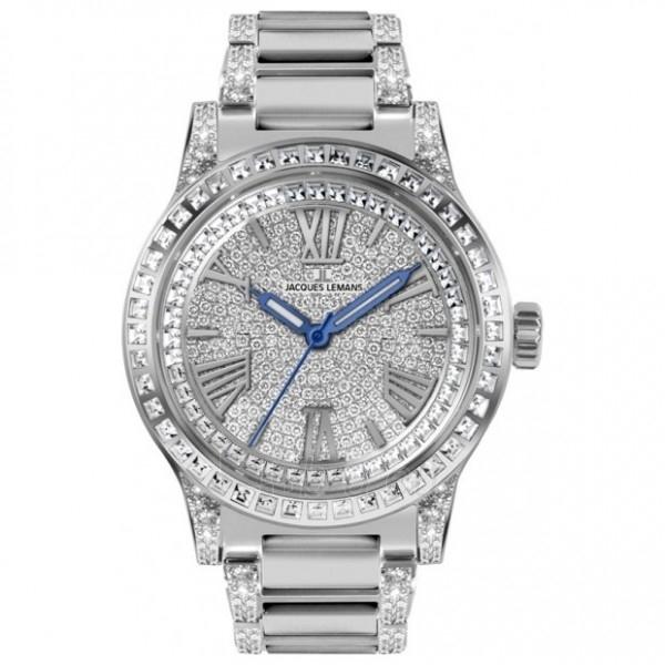Moteriškas laikrodis Jacques Lemans 1-1798D Paveikslėlis 1 iš 1 30069507155