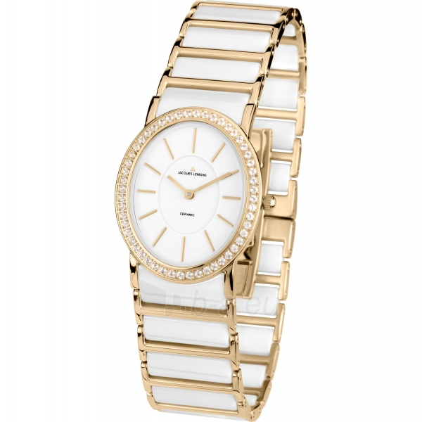 Moteriškas laikrodis Jacques Lemans 1-1819D Paveikslėlis 1 iš 1 310820139812