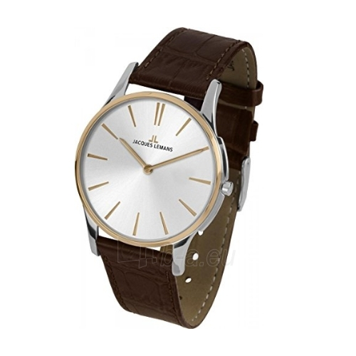 Moteriškas laikrodis Jacques Lemans 1-1938F Paveikslėlis 1 iš 4 310820085901
