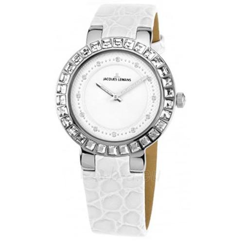 Moteriškas laikrodis Jacques Lemans Milano 1-1779B Paveikslėlis 1 iš 1 30069509205