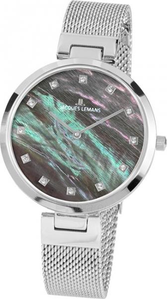 Moteriškas laikrodis Jacques Lemans Milano 1-2001G Paveikslėlis 1 iš 3 310820151894