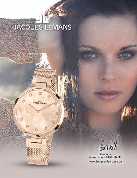 Moteriškas laikrodis Jacques Lemans Milano 1-2001G Paveikslėlis 3 iš 3 310820151894