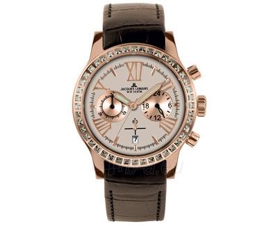 Moteriškas laikrodis Jacques Lemans Porto 1-1810E Paveikslėlis 1 iš 1 30069505094